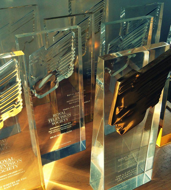 13 Lambent Wins RTS Award