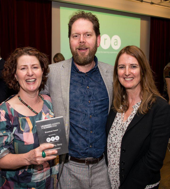 11 Lambent Wins Learning on Screen Award